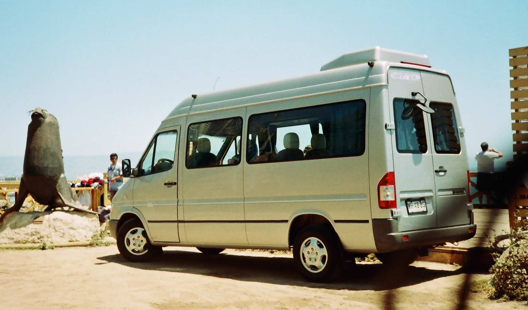 1 Van -